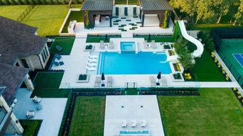 Modern Southlake Family Resort