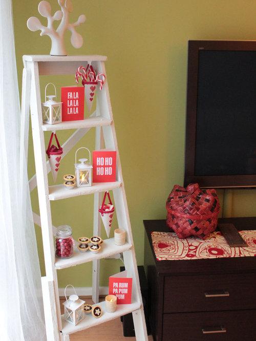 Decorative Ladder Ideas | Houzz