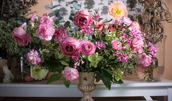 Blomsterarrangemang à la Brooklyn