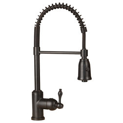 Traditional Kitchen Faucets by Buildcom