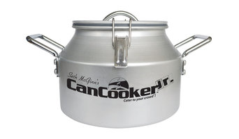 Cancooker Outdoor Cooking Device, 2 gal.