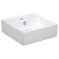 Contemporary Bathroom Sinks by ELANTI