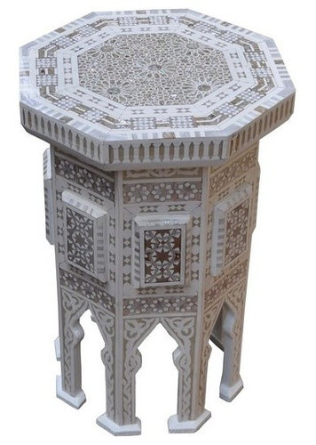 Moroccan Tables - Moroccan outdoor coffee table