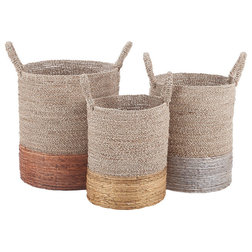 Beach Style Baskets by GwG Outlet