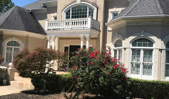 Stucco cleaning