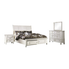 Signature Design by Ashley Prentice Bedroom Set With King Bed