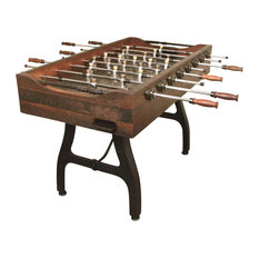 Nuevoliving   Foosball Bar Game Table   Game Tables