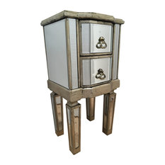 Vienna Bedside Table, Small