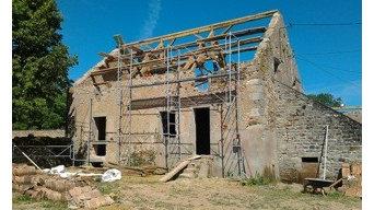 3- Réhabilitation complète d'une maison (en cours)
