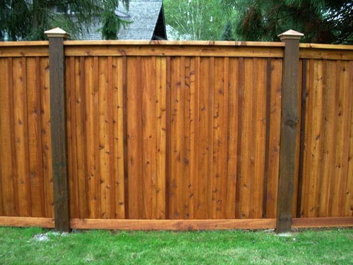 Are Your Post 6x6 Beautiful Fence
