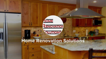 Company Highlight Video by Home Renovation Solutions