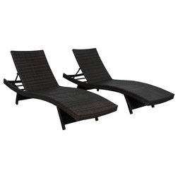 Traditional Outdoor Lounge Chairs by Houzz