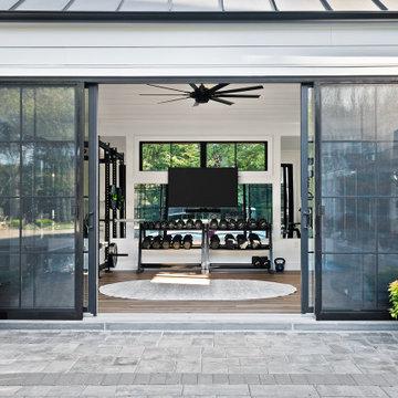Makara 375 - Home Gym/Pool House