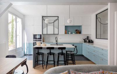10 astuces pour cacher une hotte de cuisine