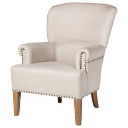 Transitional Armchairs And Accent Chairs by The Khazana Home Austin Furniture Store