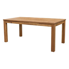 Tiburon Dining Table, Amber