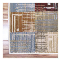 Beautiful Madison Modern Floor Rugs / Carpet Collection in 200cm x 290cm