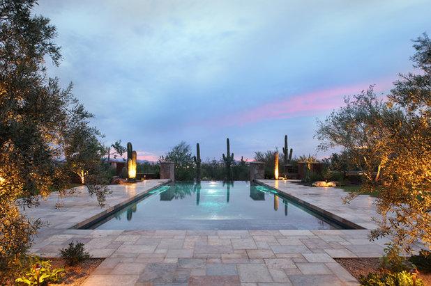 Mediterranean  by Desert Springs Outdoor Environments, Inc.