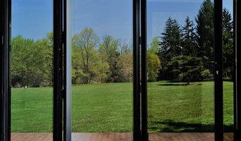 3 Panel UK Superfold Bi-fold Door
