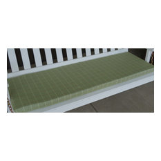 6' Bench Swing Seat, Cottage Green