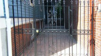 Iron Fences