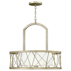 Nest Modern 3-Light Pendant Chandelier
