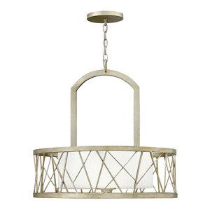 Nest Modern 3-Light Pendant Chandelier