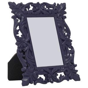 Decorative Photo Frame, Lavender, 19x23 cm