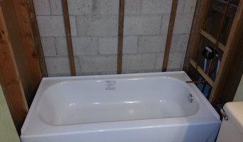 Bathroom remodel/tub installation