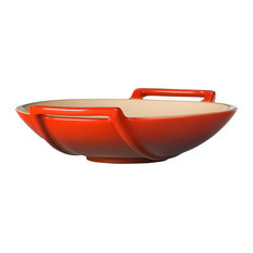 Wok Dish, Cerise