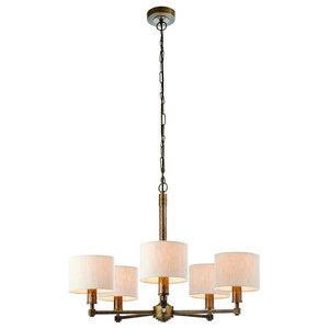 Indara 5-Light Pendant, 40 W
