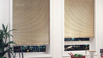 Aluminum Blinds & Mini Blinds