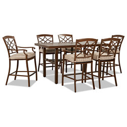 Transitional Outdoor Dining Sets by Klaussner Furniture