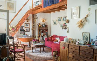 Suivez le Guide : Le charme poétique d'une jolie maison de village