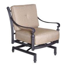 Barcelona Spring Club Chair, With Cushion