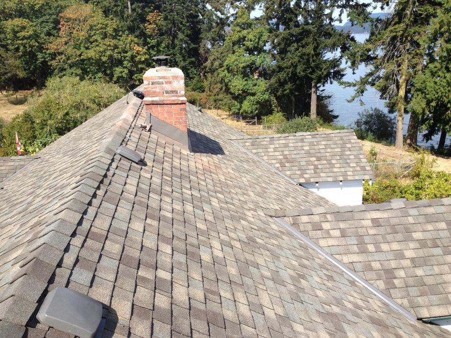 Specialty Shingle Roofs
