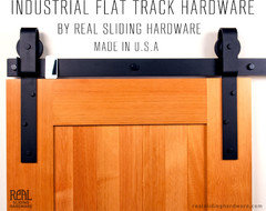 Real Sliding Hardware Sells Sliding Barn Door Hardware For Doors. They Also  Have Heavy Duty Kits Available For Extra Large Or Heavy Doors.