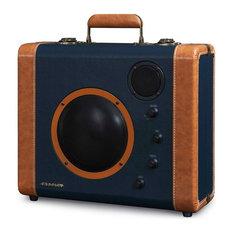 Swordfish And Friend - Soundbomb Suitcase Speaker - Home Electronics