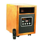Dr Infrared Heater Quartz PTC Infrared Portable Space Heater