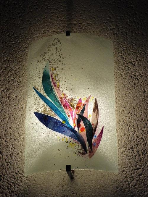Sébastien Lefèvre - Applique fuzz - Wall Lighting