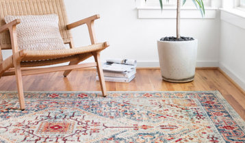 Up to 75% Off Distressed and Overdyed Rugs