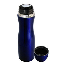 Blue Vacuum Flask, 17 oz