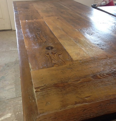 Reclaimed Wood Dining Tables, Restaurant Rio, NJ And T Street ,Atlantic  City NJ
