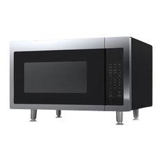 Retro Microwave, Black