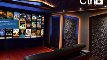 CtrlB Home Theater