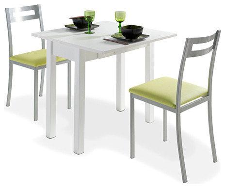 Mesas de cocina en madera - Mesa de madera para cocina ...