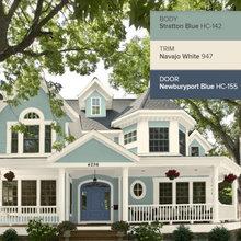 A 1916 House Colors