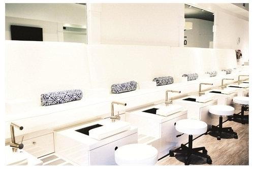 Design Ideas For A Nail Bar And Beauty Salon