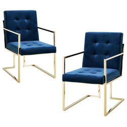 Contemporary Dining Chairs by Inspired Home