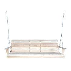 6' Cypress Roll Swing